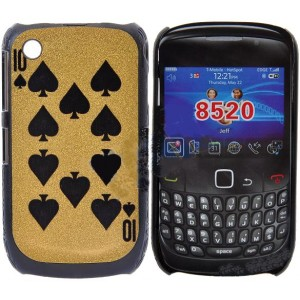 Funda Blackberry curve modelo 8520