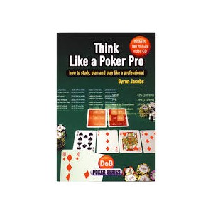 Think Like a Poker Pro (incluye DVD)