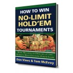 How to win no limit hold'em tournaments