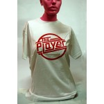 Camiseta 4the player mujer blanca
