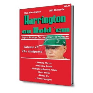 Harrington on hold'em vol II (ENG)