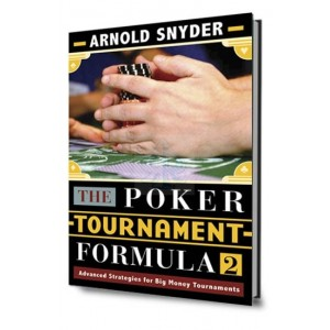 The poker tournament formula 2