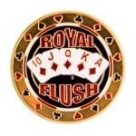 Tapacartas Royal Flush
