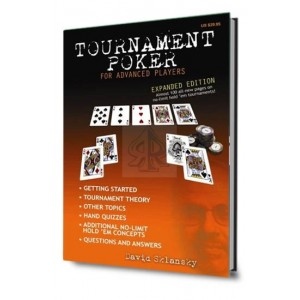 Tournament poker for advanced players (extendido)
