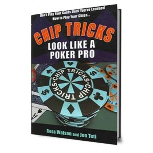 Chip Tricks. Look Like a Poker Pro