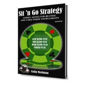 Sit and go strategy