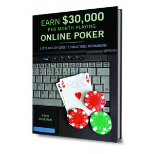 Earn $30.000 per month playing online poker