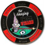 Poker wizard spinner