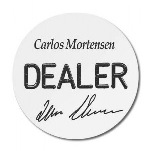 Dealer Carlos Mortensen