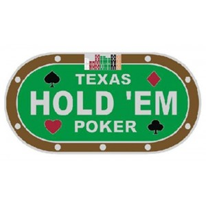 Poker table texas