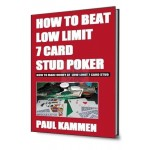 How to Beat Low Limit Seven Card Stud Poker
