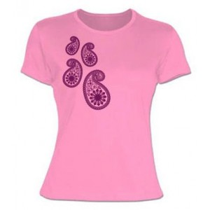 Camiseta chica Picas Pink