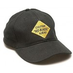 "Gorra ""Caution Re-Raise"""