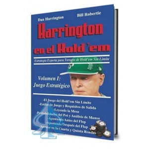 Harrington en el Hold'em Vol. I