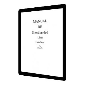 Manual de Shorhanded Limit Hold'em de Carreño