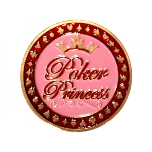 Tapacartas Poker Princess