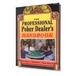 Professional poker dealer's handbook