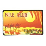 Placa Nile Club