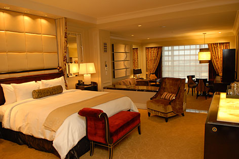 The Venetian palazzo-Standard room