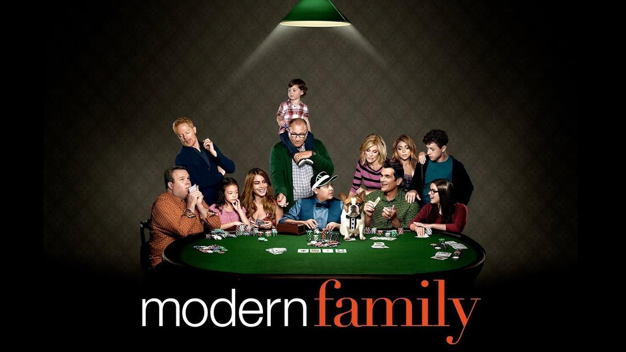 Modern Family poker
