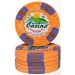 Fichas Clay Joker Casino 10 gr.