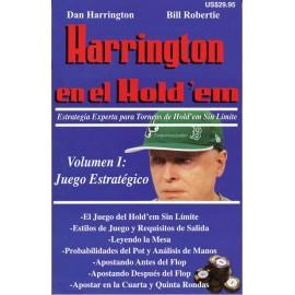 Harrington en el Holdem. Volumen 1.