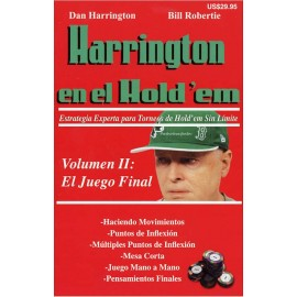 Harrington en el Holdem. Volumen 2.