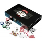 Bicycle Masters Poker Set 300 fichas