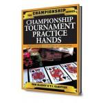 Championship hold'em tournament hands