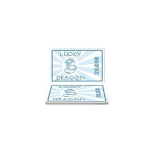Placa Lucky Dragon 25.000