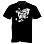 Camiseta Poker Hero